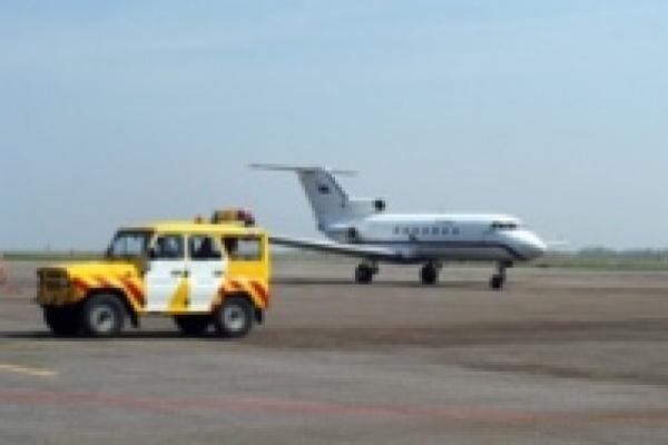 На Юг России из Липецка можно улететь самолетом