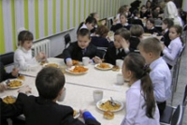 В школах Липецка никак не наладят нормальное питание