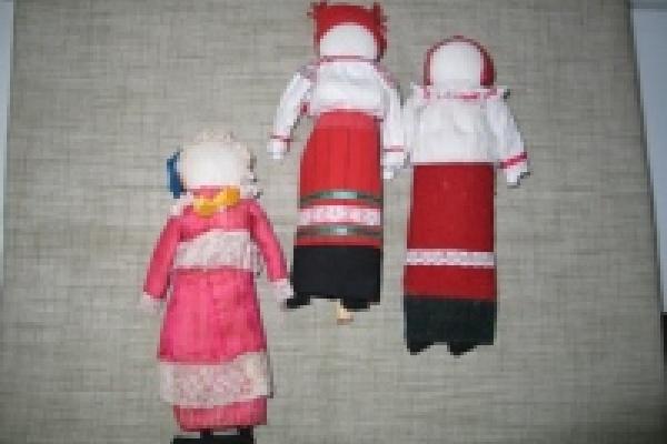 В Липецке покажут «Три мира кукол»
