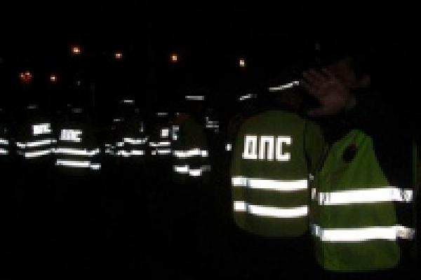Пьяный водитель избил инспектора