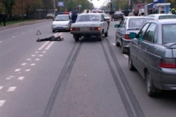 Пьяный водитель - невольный убийца