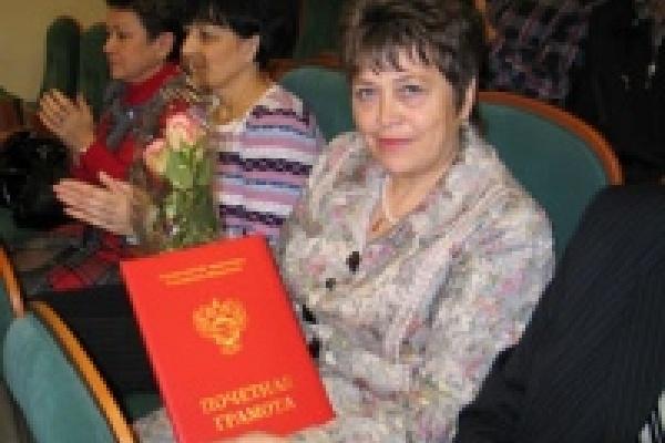 В Липецке наградили 138 транспортников