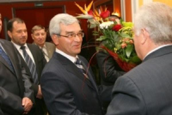 Мэра поздравил заместитель руководителя администрации президента