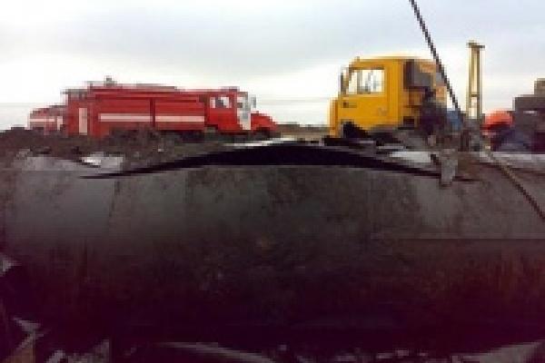 Прокуратура ищет виновных в прорыве нефтепровода