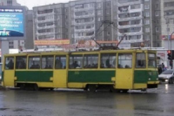 В Липецке остановят движение трамваев