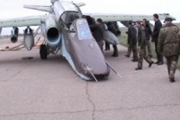 Летчик в Липецке спас боевой самолет