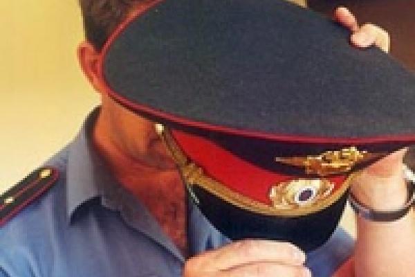Облил бензином начальника криминальной милиции