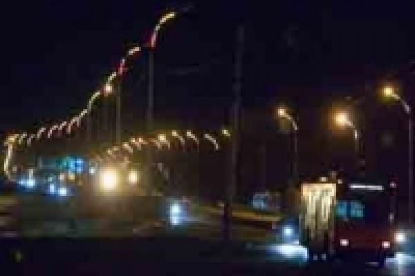 Работа транспорта в Новогоднюю ночь