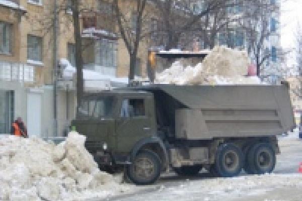 3 января из Липецка вывезли месячную норму мусора