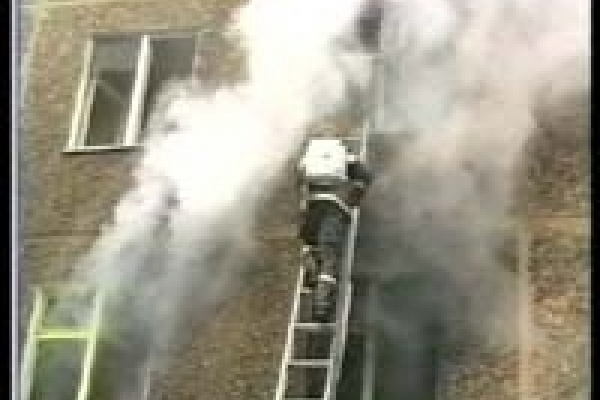 В Ельце во время пожара погибли три студентки