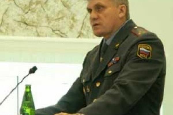 Главный милиционер Липецкой области подвел итоги 2009 года