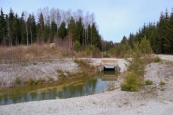 Ничьи плотины и каналы