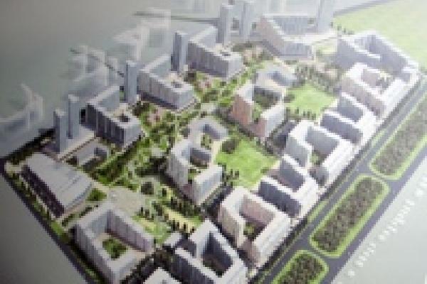 32 и 33 микрорайоны будет строить НЛМК