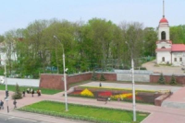 Стена Памяти в Липецке находится в плачевном состоянии