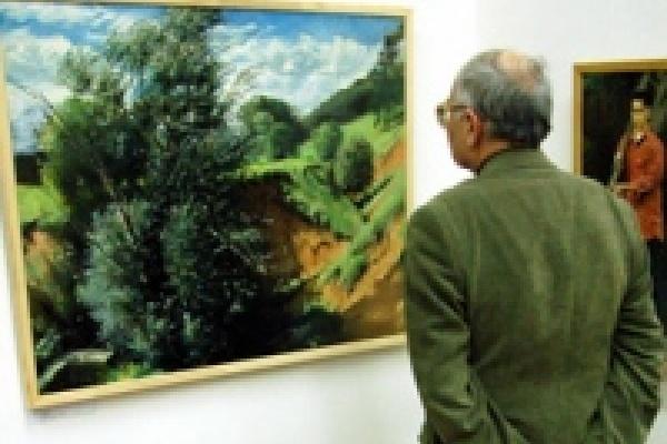 В Липецке открывается выставка Андрея Чукина