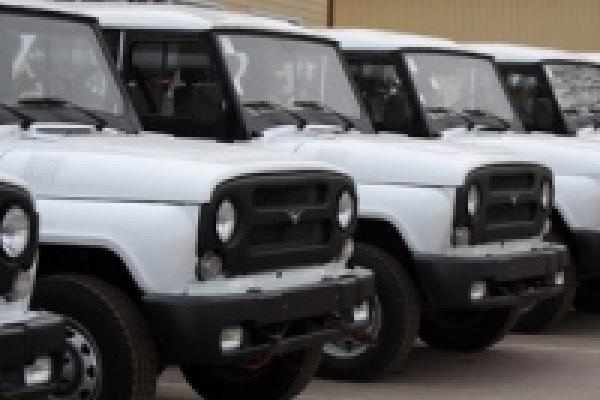 Милиция Липецка получила новые машины