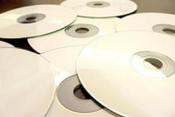 В Липецке изъяты контрафактные диски