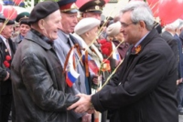 С 22 апреля по 8 мая в Липецке будет роздано 100 тысяч георгиевских ленточек
