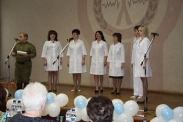 Лучшей медсестре Липецка дали 10 тысяч