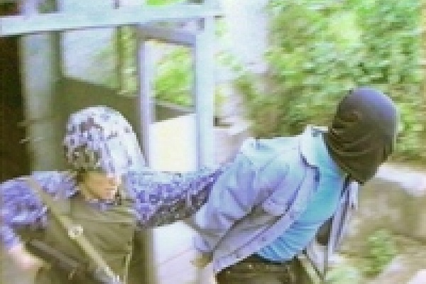 Милиционеры схватили квартирных воров на месте преступления