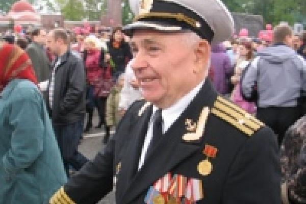Ветеранов примут в мэрии