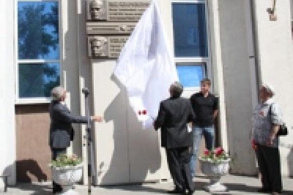 В Липецке откроется пять мемориальных досок