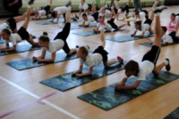 В липецких школах начались «Новые уроки физкультуры»