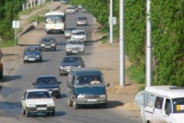 В Липецке и области растут выбросы вредных веществ от транспорта