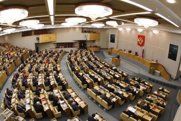 Губернаторам, досрочно сложившим полномочия, могут запретить вновь избираться на пост главы региона