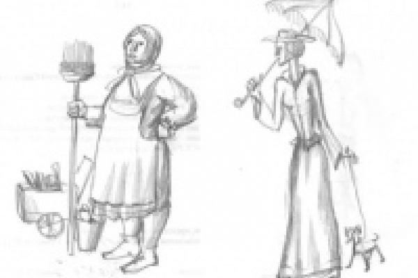 Бизнесмены подарили городу «Петровну» и «Даму»