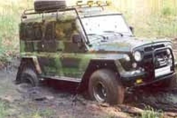 У липецкого спецназа появился бронеавтомобиль