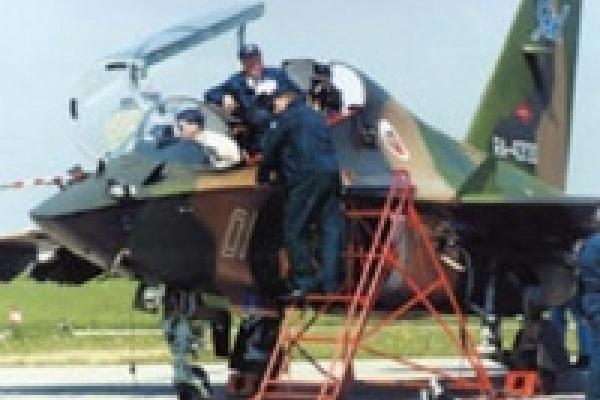 Двигатели разбившегося в Липецке Як-130 были исправны
