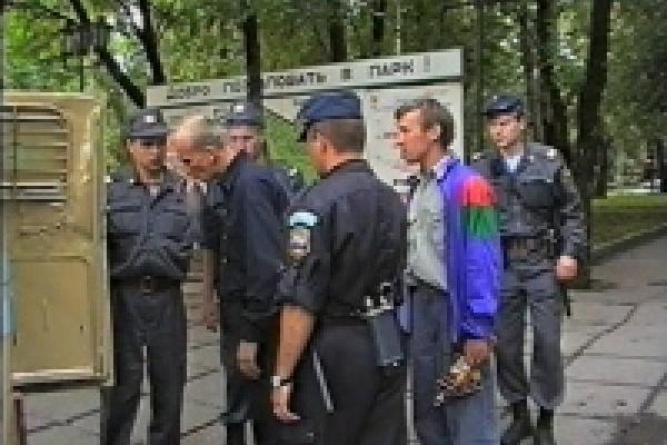 Милиционеры изъяли полтонны спиртного