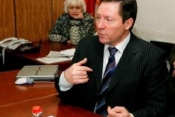 Олег Королев: «Рецессия в экономике Липецкой области закончилась»