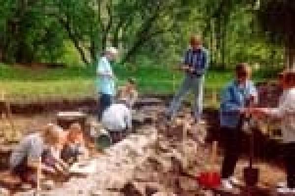 Раскопки в Ксизово уже принесли результаты