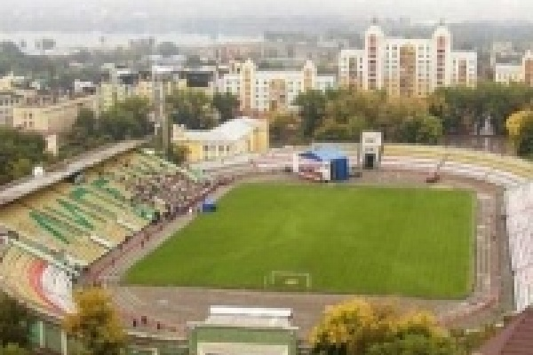 Бомба на стадионе