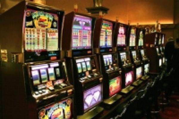 Закрыт зал игровых автоматов