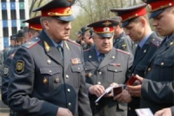 Милиционеры области подвели итоги работы за полгода