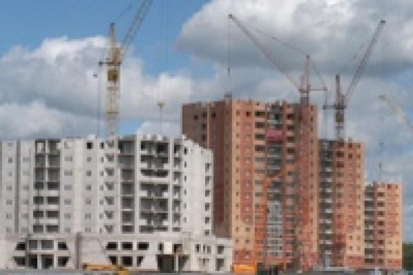В Липецкой области жилья построили больше, чем год назад
