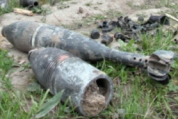 В Липецкой области уничтожили большую партию боеприпасов