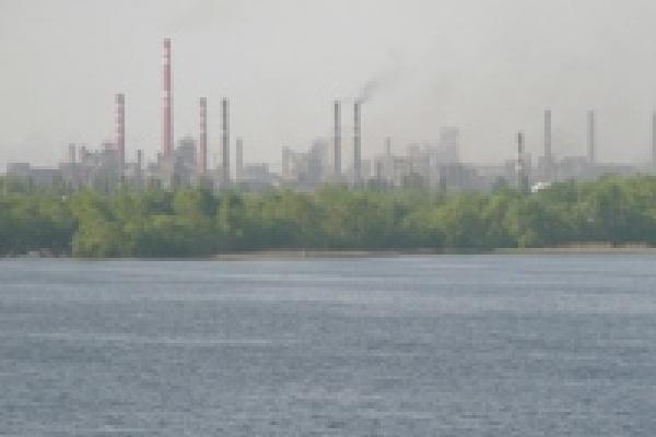 НЛМК провел презентацию программы охраны окружающей среды до 2010 года