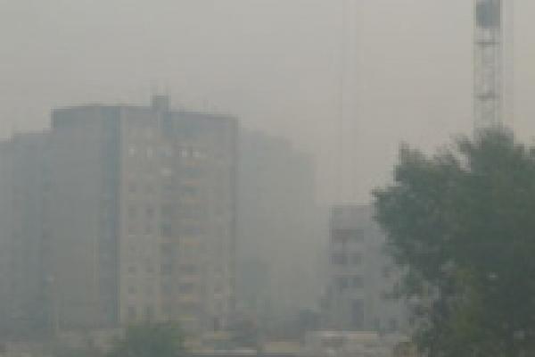 В середине дня в Липецке предельные концентрации оксида углерода были превышены в 3 раза