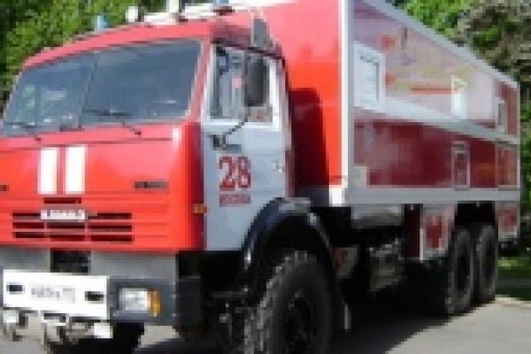 Липецкие брандмейстеры получат новейшую пожарную машину