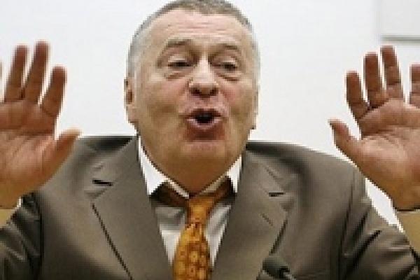 Жириновский направляет в Липецк гуманитарную помощь
