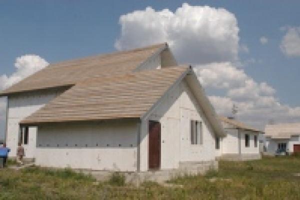 Начинается строительство жилья для погорельцев