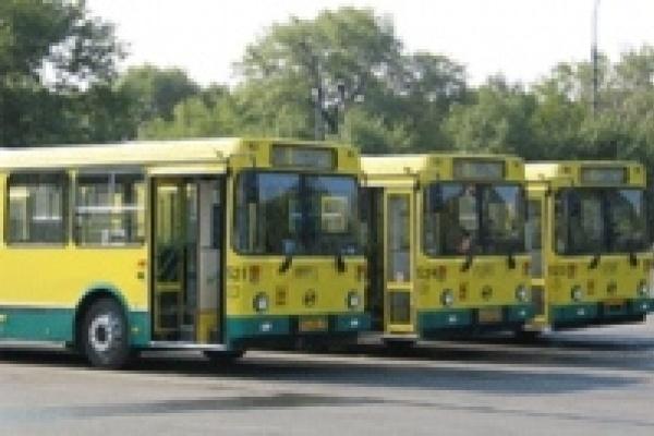 В Липецке начнется операция «Автобус»
