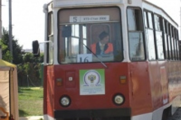 Трамвай №5 планируют выпустить на маршрут уже в четверг