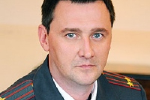 Назначен новый начальник ГИБДД по Липецкой области