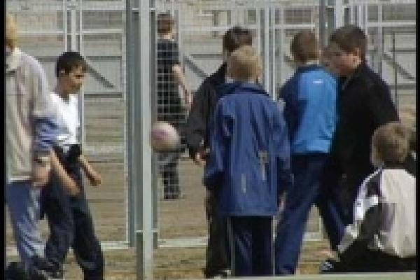 В Липецке построят еще девять спортивных площадок