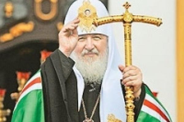 В Липецке сегодня ждут Патриарха Московского и Всея Руси